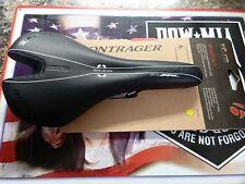 NEW Bontrager Affinity RL INFORM Carbon Saddle 138mm Black MTB/Road