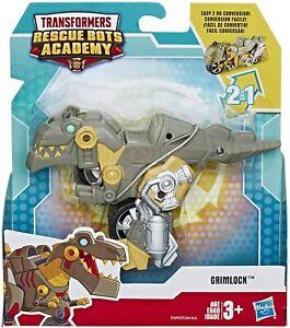 Transformers Rescue Bots Academy ~ MOTORCYCLE GRIMLOCK ~ Hasbro Playskool