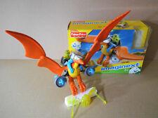 Juguete Fisher-Price Dino Pterodáctilo, Imaginext 2011 em caja