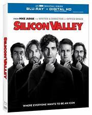 Silicon Valley First Season 1 (Blu-ray + Digital HD) - BRAND NEW - FREE SHIPPING