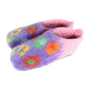 Women's Handmade Felt Home Slippers