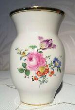 Meissen Germany Porcelain Vase
