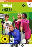 Die Sims 4 - Moschino DLC / Moschino Stuff - PC EA Origin Digital Code - Global