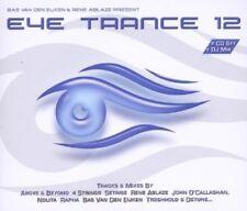 EYE-TRANCE 12 3 CD NEU