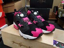 Reebok Insta Pump Fury x Crossover Special Box Size 11 BRAND NEW PINK BLACK