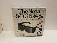 The Sega 3D Glasses Occhiali for Sega Master Accessori Sega Vintage