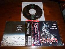 Iced Earth / Night of the Stormrider JAPAN TECX-25189 OOP!!!!! *J