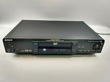L👀K 🔥 Sony DVD/CD Video CD Player Model DVP-S530D Tested And Works Great