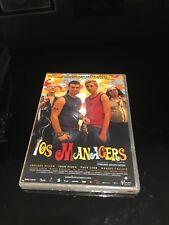 LOS MANAGERS DVD FERNANDO GUILLEN CUERVO ENRIQUE VILLEN PACO LEON FRAN PEREA