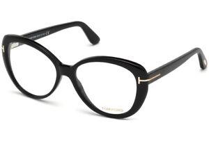 occhiali da vista donna montatura Tom Ford montature grandi vintage a farfalla