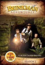 Brinkman Adventures Family Audio Radio Drama -The Complete 2nd Season