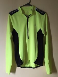 Pearl Izumi Select Long Sleeve Cycling Jersey Excellent Small