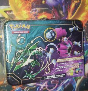Pokemon Collector Treasure Chest 2015 Sealed Nintendo Lunch Box 5 Packs