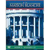 A LA MAISON BLANCHE Saison 2 ép 1-11 - SCHLAMME Thomas, GRAVES Alex... - DVD