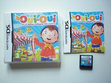 Oui-Oui et Le Grand Carnaval des Jouets Jeu Vidéo Nintendo DS
