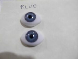 SUPER ECONOMY ACRYLIC DOLL EYES IN A VARIETY OF COLOURS & SIZES