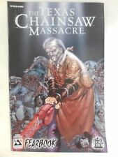 LEATHERFACE Body Count VARIANT Cover TEXAS CHAINSAW MASSACRE Comic FEARBOOK # 1