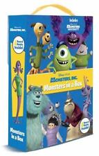 Monsters, Inc.: Monsters in a Box (Board Book)