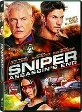 Sniper: Assassin's End [DVD] [2020] NEW*Action,Trailer* Now Shipping!
