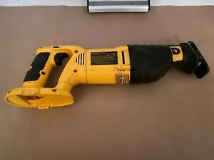 Dewalt 18V DW938 Cordless Variable Speed Reciprocating Saw TOOL ONLY