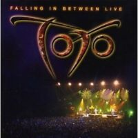 "TOTO ""FALLING IN BETWEEN LIVE"" 2 CD NEW!"