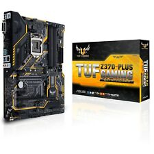 ASUS TUF z370-plus Videojuego - Placa base ATX para Intel Conector 1151 CPU