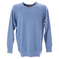 Olasul Homme Gris Stone Crewneck Sweatshirt $120 nouveau