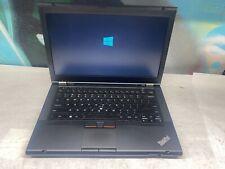 "Lenovo Core 2 Duo Laptop 14"" Laptop 160GB - 4GB Windows 7"