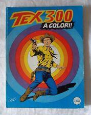 Piccola Collezione TEX - Lotto di 26 albi originali + il Tex numero 300 a colori