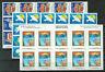 Canada Christmas Seals Timbres de Noel 49 Stamps in 3 Blocks MNH STP #L749