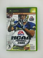 NCAA Football 2005 / Top Spin Combo - Original Xbox Game - Complete & Tested