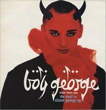 BOY GEORGE The Devil In Sister George EP Uk