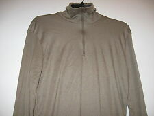 GENUINE US MILITARY LWCWUS LIGHTWEIGHT COLD WEATHER LONG UNDERWEAR TOP SMALL NEW