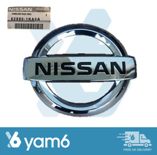 GENUINE NEW NISSAN JUKE FRONT BADGE EMBLEM GRILLE 2010-2016 62890-1KA0A