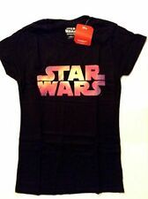 Womens / Ladies Official Disney 'Star Wars' T-shirts, new with tags