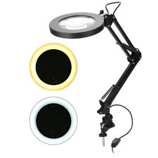 Magnifying Lamp Durable LED Magnifying Lamp Portable for Beauty Salon Manicure