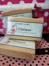 Hand Crafted Natural Goat Milk Castile Soap