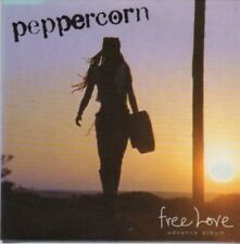 (BI952) Peppercorn, Free Love - 2001 DJ CD