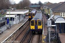 Silverlink 313108 South Acton Station 2006 Rail Photo