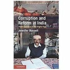 Corruption And Reform In India: Public Services In The Digital Age: By Profes...