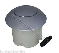 Thomas Dudley Dome Button Single Flush 91mm 316562