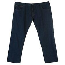 Pierre Cardin Talla Plus Grande para Hombre Denim Jeans 5 Bolsillos Azul 56 R B333-1