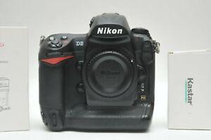 Nikon D3 12.1MP FX-Format Full Frame DSLR Body SN2095309