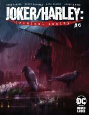 JOKER HARLEY CRIMINAL SANITY #6 - Mattina Cover A - NM - DC - Presale 11/17