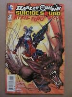 Harley Quinn and the Suicide Squad April Fools Special #1 DC 2016 Jim Lee 9.4
