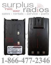 HYT OEM BATTERY BH1104 1100MAH FOR HYT TC-500 TC500 Blackbox Standard Radio