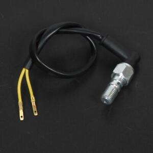 Screw Banjo Single M10x125 Sensor Contactor Brake Hydraulics Taillight Motorbike