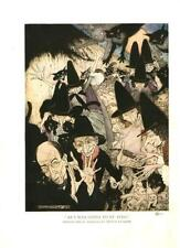 As I Was Going to St. Ives   -   Witches  -  Black Cats  -  by Arthur Rackham