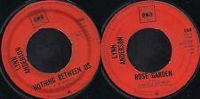 DISCO 45 Giri    Lynn Anderson - Rose Garden / Nothing Between Us