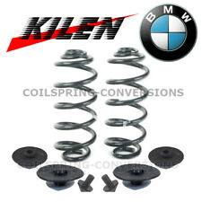 BMW X6 REAR AIR SUSPENSION BAG TO COIL SPRING CONVERSION KIT E71 / E72 2007-2014